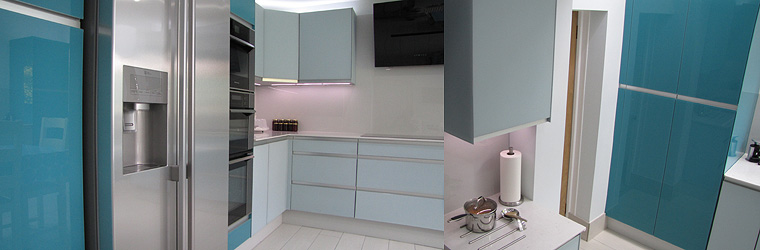 Glass - Satin & Gloss Finish - Hemel Hemstead