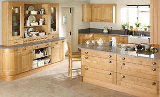Erin Character Natural Oak -