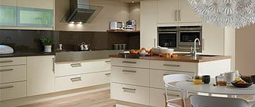 Fenton Alabaster Kitchen Units