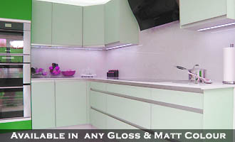 Lime & Mint Glass - Click image for additional information & priced example