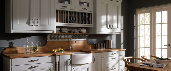Eden Painted timber kitchen